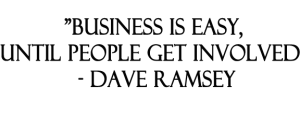 people dave ramsey quote